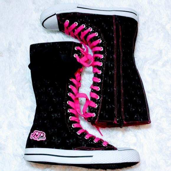 JoJo Siwa Shoes   Knee High Legacee